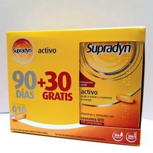 SUPRADYN ACTIVO 120 COMP