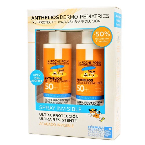 ANTHELIOS PACK 50+ PED.SPRAY 200ML