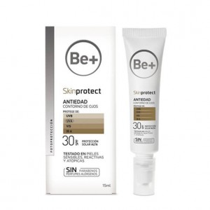 BE+ SKIN PROTECT ANTIEDAD CONTORNO DE OJOS 15 ML