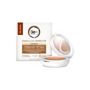 BE+ SKIN PROTECT MAQUILLAJE COMPACTO SPF50+ PIEL OSCURA 10 G