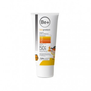 BE+ SKINPROTECT PROT ULTRA MINERAL INF SPF50+ 100 ML