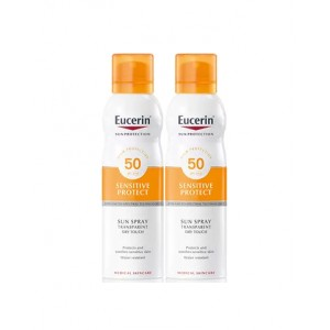 EUCERIN DUPLO SPRAY TRANSP 200 ML SPF 50