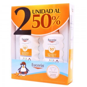 EUCERIN SUN DUPLO SPRAY INFANTIL 50+ 200 ML