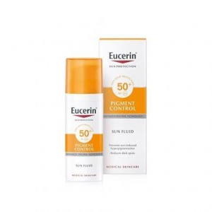 EUCERIN SUN PROTECTION 50+ FLUID PIGMENT CONTROL 1 ENVASE 50 ML