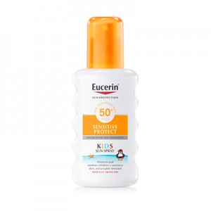 EUCERIN SUN PROTECTION 50+ LOCION INFANTIL SENSITIVE PROTECT 400 ML