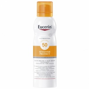 EUCERIN SUN PROTECTION 50 SPRAY TRANSPARENTE SENSITIVE PROTECT 200 ML