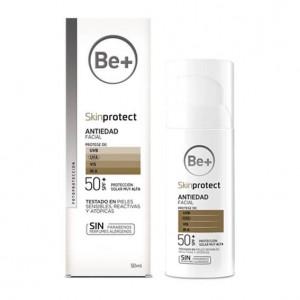 BE+ SKIN PROTECT ANTIEDAD FACIAL EMULSION 1 ENVASE 50 ML