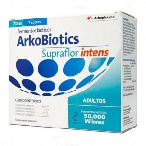 ARKOBIOTICS SUPRAFLOR INTENS ADULTOS 7 SOBRES