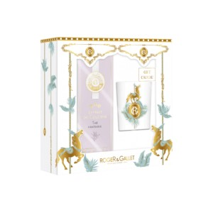 THE FANTAISIE EXTRACTO DE COLONIA PACK ROGER&GALLET