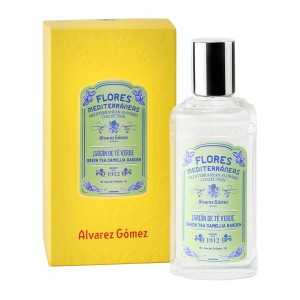 FLORES MEDITARRANEAS ALVAREZ GOMEZ JARDIN DE TE VERDE 80 ML