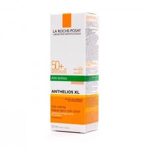 LA ROCHE- POSAY 50+ ANTHELIOS XL FLUIDO CON COLOR