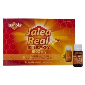JUANOLA JALEA REAL ENERGY PLUS 14 VIALES