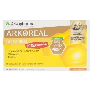 JALEA REAL ARKO VITAMINADA 20 AMP