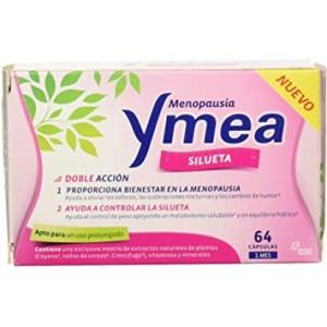 YMEA MENOPAUSIA SILUETA 64 CAPS