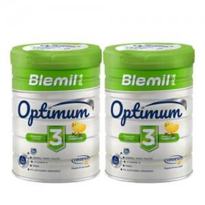 BLEMIL PLUS 3 OPTIMUM 2U X 800 G BIPACK DESCUENTO