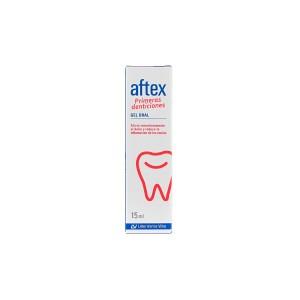 AFTEX PRIMERAS DENTICIONES 15 ML