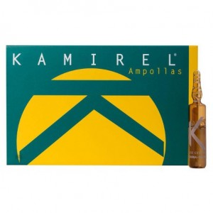 KAMIREL AMPOLLAS TTO ANTICAIDA 16 AMP 5 ML