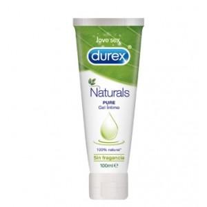 DUREX NATURALS INTIMATE GEL PURE 100 ML