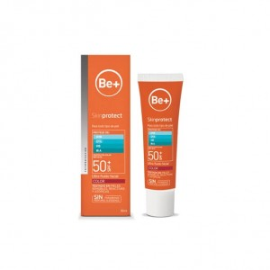 BE+ SKINPROTECT ULTRAFLUIDO FACIAL COLOR SPF50+ 50 ML