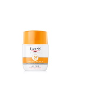 EUCERIN SUN PROTECTION 30 SPF FLUID SENSITIVE PROTECT 1 ENVASE 50 ML
