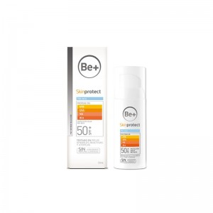 BE+ SKINPROTECT PIEL SECA SPF50+ 50 ML