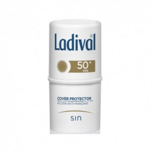 LADIVAL COVER PROTECTOR ANTIMANCHAS FPS 50+ STICK 4 ML