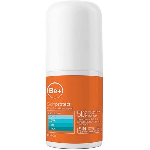 BE+ SKIN PROTECT ROLL ON SPF50+ 1 ENVASE 40 ML