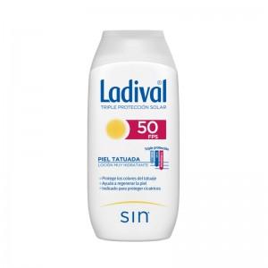 LADIVAL PIEL TATUADA FPS 50 1 ENVASE 200 ML