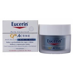 Q10 ACTIVE CREMA DE NOCHE EUCERIN PIEL SENSIBLE 1 ENVASE 50 ML
