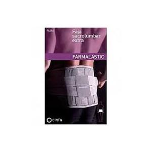 FAJA FARMALASTIC SACROLUMB T3 105-120
