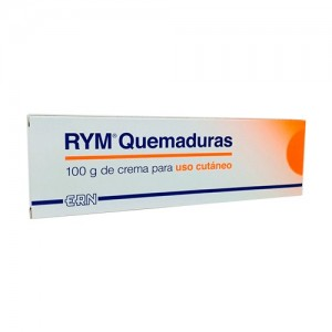 RYM QUEMADURAS CREMA 100 GR
