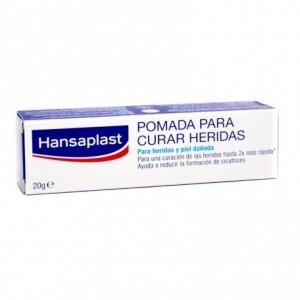 HANSAPLAST POMADA PARA CURAR HERIDAS 20 G