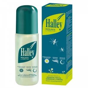 HALLEY REPELENTE DE INSECTOS 150ML
