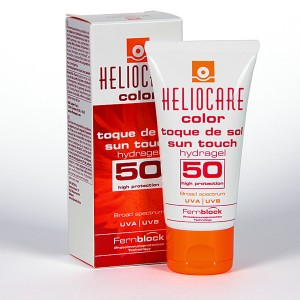 HELIOCARE TOQUE DE SOL 1 ENVASE 50 ML